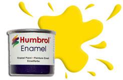 Humbrol 069 - Yellow - h069