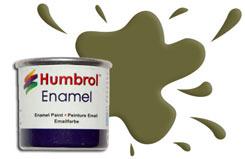 Humbrol 080 - Grass Green - h080