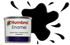 Humbrol 085 - Coal Black - h085