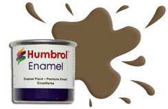Humbrol 086 - Light Olive - h086