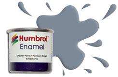Humbrol 087 - Steel Grey - h087