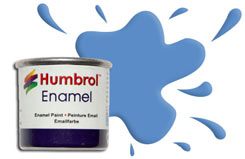 Humbrol 089 - Middle Blue - h089