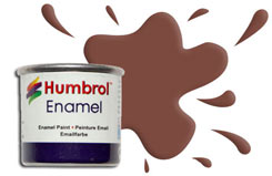 Humbrol 098 - Chocolate - h098