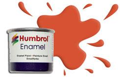 Humbrol 100 - Red Brown - h100