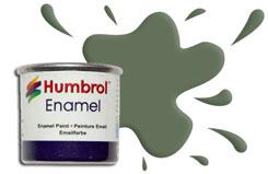 Humbrol 101 - Mid Green - h101