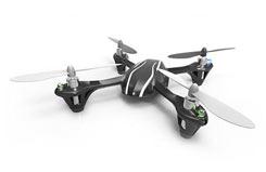 X4 Quadcopter w/LED's - h107b