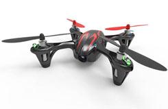 X4 Quadcopter w/Camera - h107c
