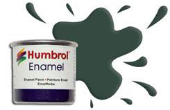 Humbrol 116 - Us Dark Gre - h116