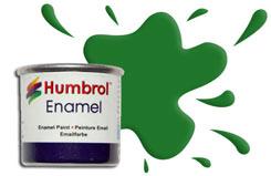 Humbrol 131 - Satin Green - h131