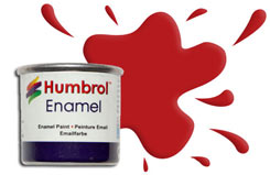 Humbrol 153 - Insignia Red - h153