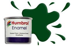Humbrol 195 - Chrome Gree - h195