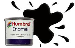 Humbrol 201 - Metallic Bl - h201