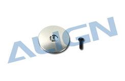 Metal Head Stopper Silver - h25005qf