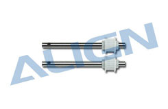 H25024T T/Rotor Shaft Ass Bk - h25024t