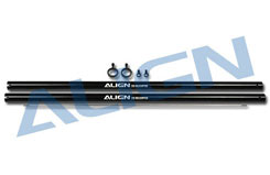 H25030T-00 Tail Boom/Black 2 - h25030t-00