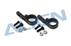 H25076 Metal Rudder Srvo Mnt - h25076t