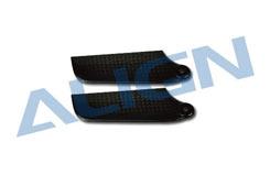 H25093 40mm CF Tail Rotors - h25093t