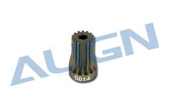 H50061 Motor Pinion Gear 14T - h50061t
