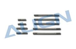 H50091 500 Linkage Rod Set - h50091t