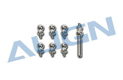 H50093 S'plate Link Ball Set - h50093t
