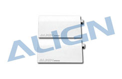 H50103 White Paddles - 500 - h50103t
