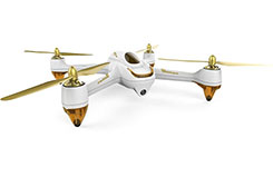 Hubsan 501S X4 White FPV Drone - h501s-w