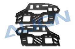H55012 Carbonfibre Main Frame 1.6mm - h55012