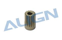 HN55051 17T Motor Pinion - h55051