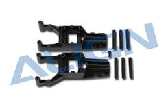 H60035-1 Tail Boom Case 600 - h60035-1