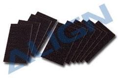 H60129 Hook & Loop Tape Pads (600) - h60129