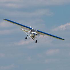 1/4 Scale PA-18 Super Cub PNP - han4975