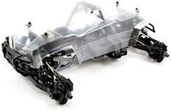 HoBao Hyper MT Sport 1/8 Elect - hbmt-e