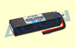LiPo Battery 3S 2250mAh 40C - hbp22502