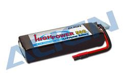 Li-Po Battery 3S 2250mAh 50C - hbp22503t
