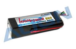 Li-Po Battery 6S 2600mAh 50C - hbp26004t