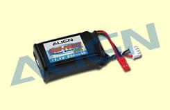 LiPo Battery 3S 850mAh 30C - hbp85001