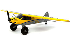 Hobbyzone Carbon Cub S+ 1300mm BNF - hbz3250