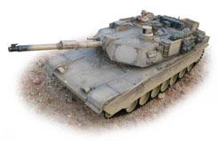 Hobby Engine M1A2 Abrams - Desert - he0717