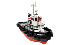 Richardson Tug Boat 2.4GHz - he0721