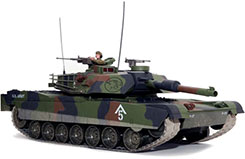 Hobby Engine M1A1 Abrams - Forest C - he0811