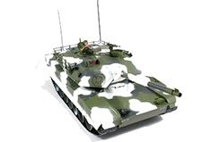 Hobby Engine M1A1 Abrams-Winter Edi - he0811w