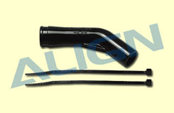 HE90H16 90 Exhaust Deflector - he90h16