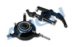 HN6074-00 Rotor Head As Blak - hn6074-00