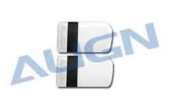 HN7008T CF Paddles-700 White - hn7008t