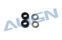 HN7024 Damper Rubber Set - hn7024t