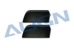 HS1284 CF Paddles (New)(Old HS1256) - hs1284