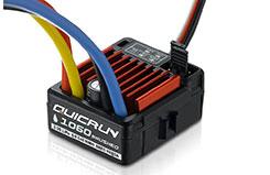 Quicrun 1060 WP Brshed SBEC ESC 60A - hw30120201