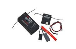 JR RD721 7Ch 2.4Ghz DSM2 RX - jrc721rd