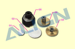 K10452 Gear Set - DS420 - k10452ta