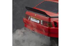 Killerbody smoky exhaust pipe w/led - kb48507